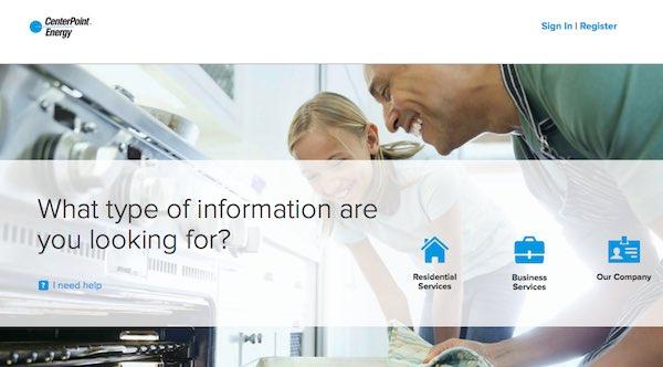 CNPセンターポイントエナジートップページ画像