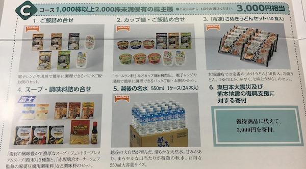 2914日本たばこ産業株主優待3