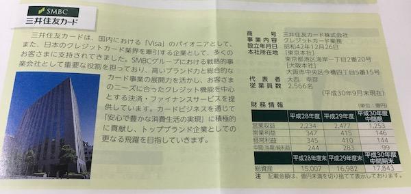 8316三井住友カード