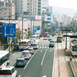 7201日産自動車街中の画像